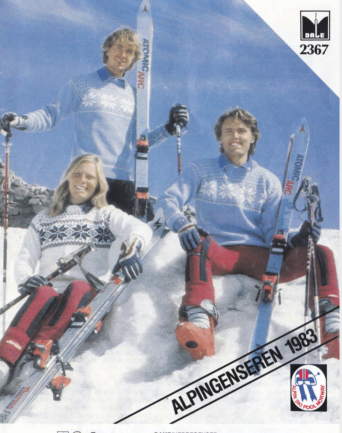 Dale 2367 VM Alpint 1983