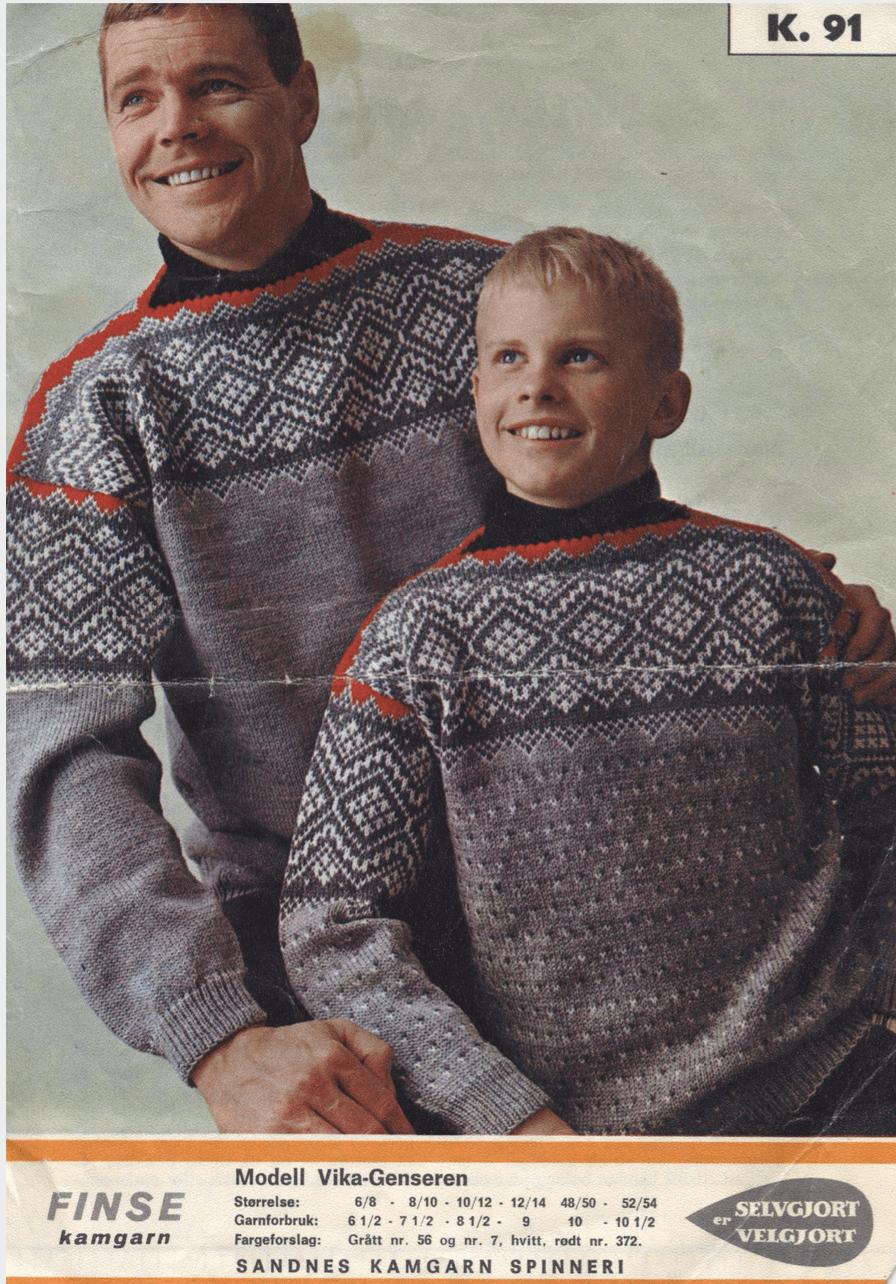 FK 91 Vikagenser