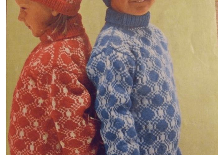 Å 109 Bror og søster