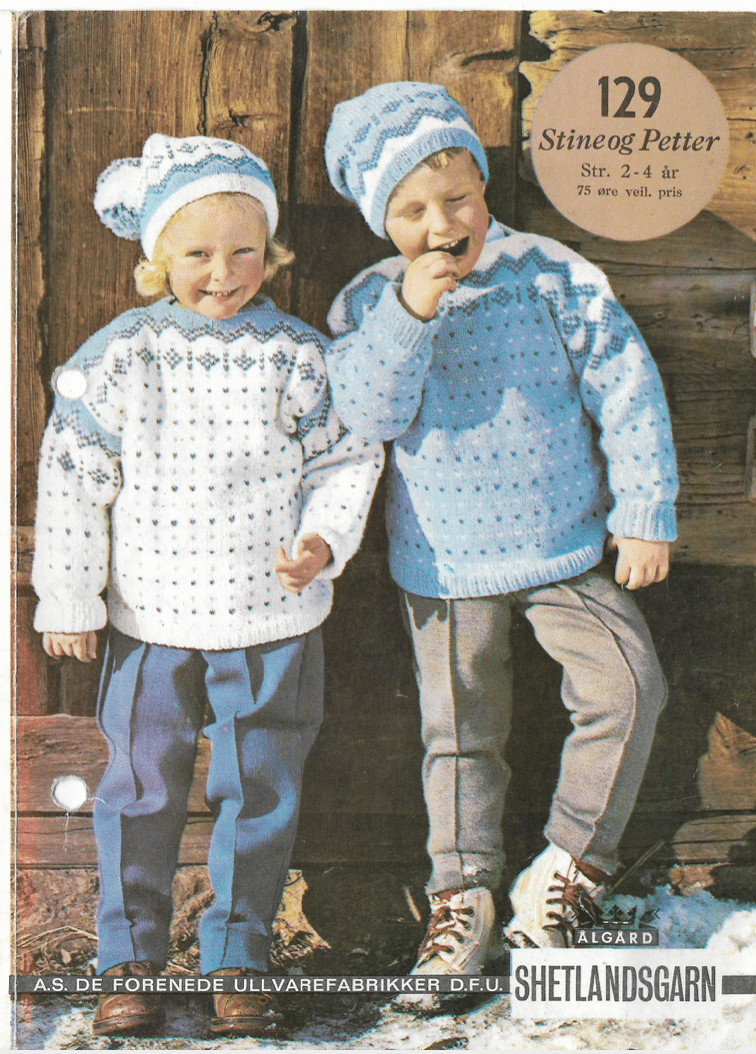 Å 129 Stine og Petter