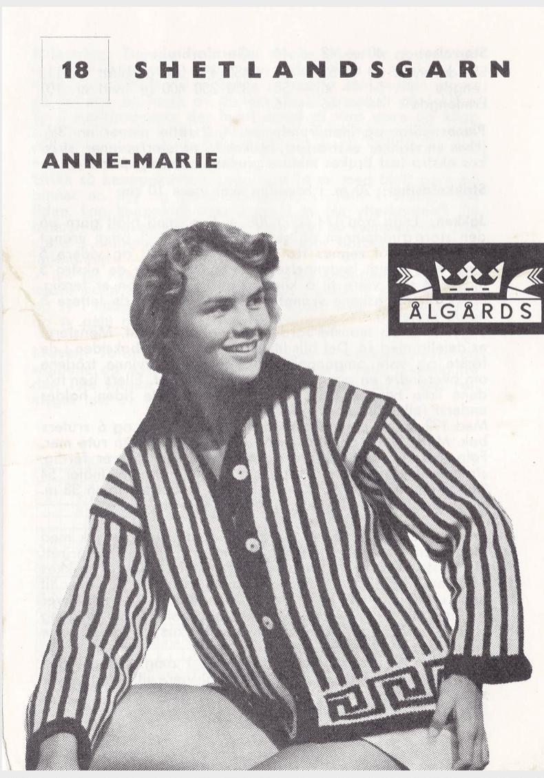 Å 18 Anne-Marie
