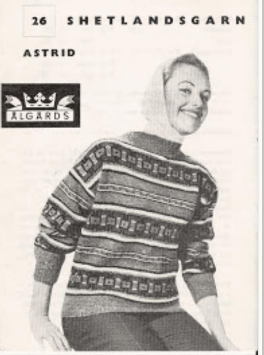å 26 Astrid og 103 Borghild