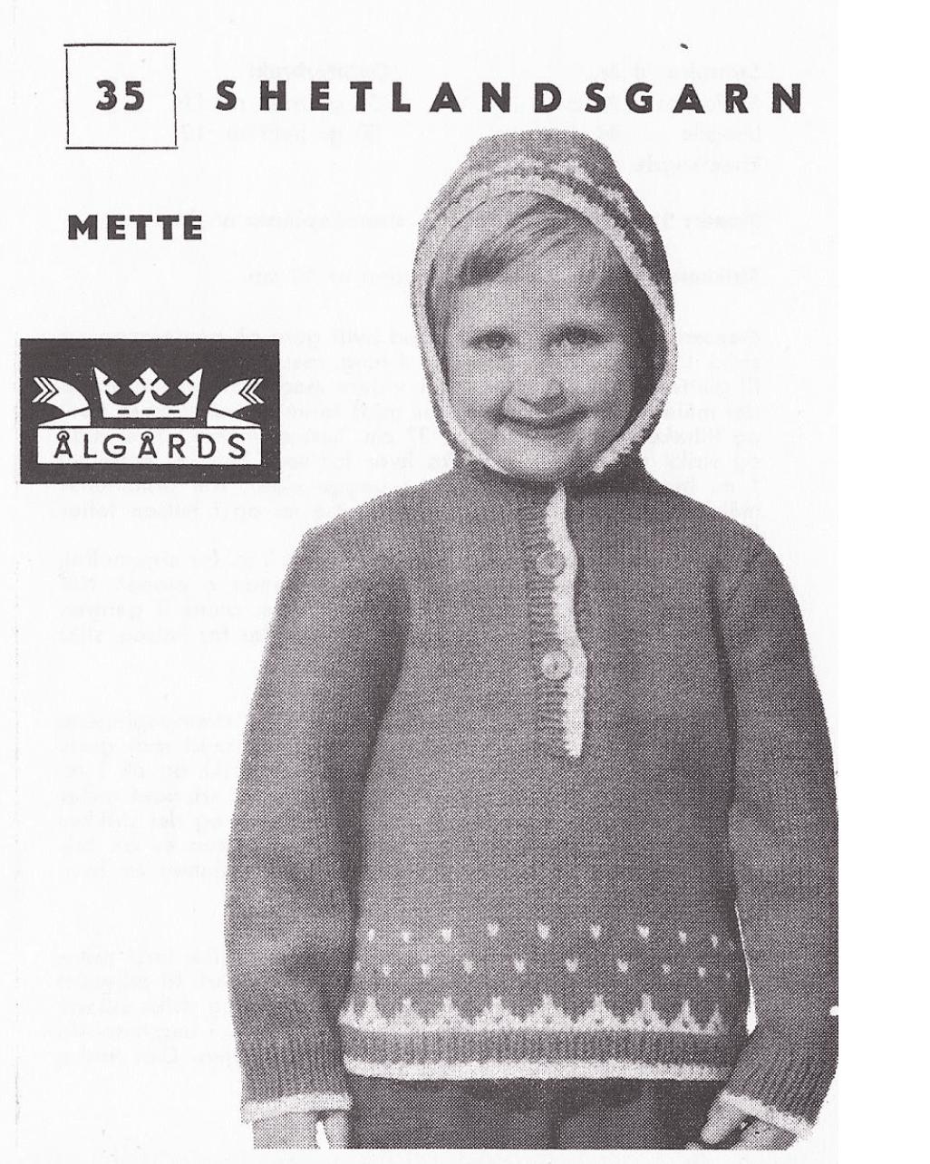 Å 35 Mette