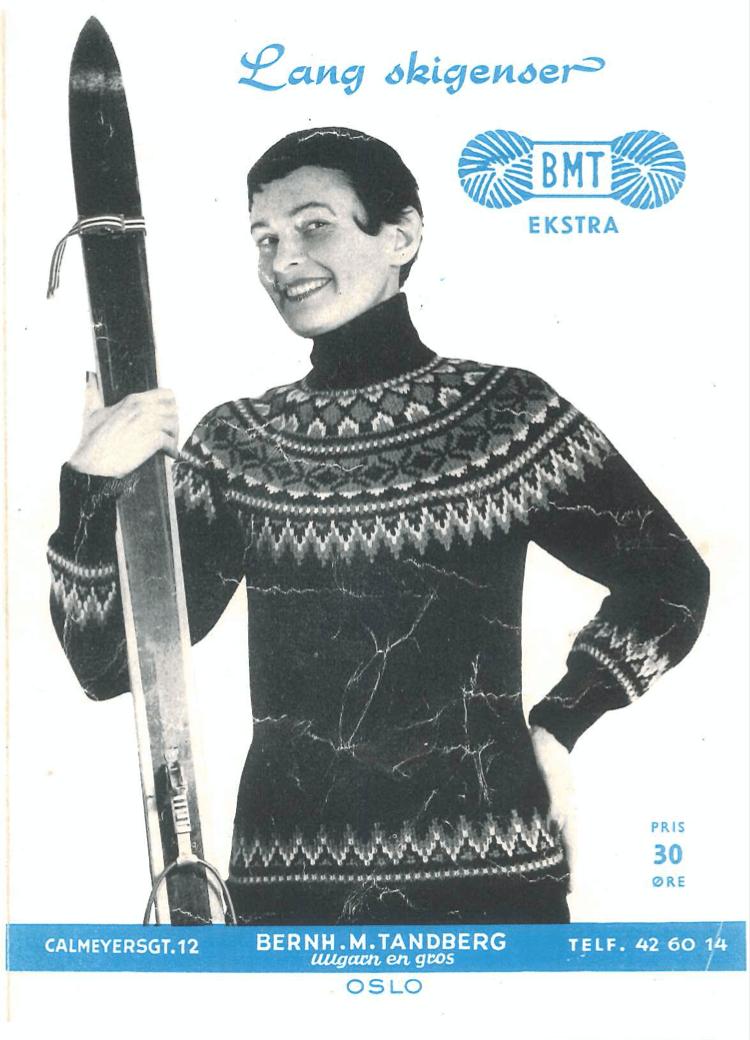 BMT Lang skigenser dame