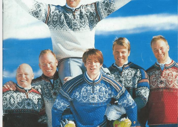 DA Norge 2000