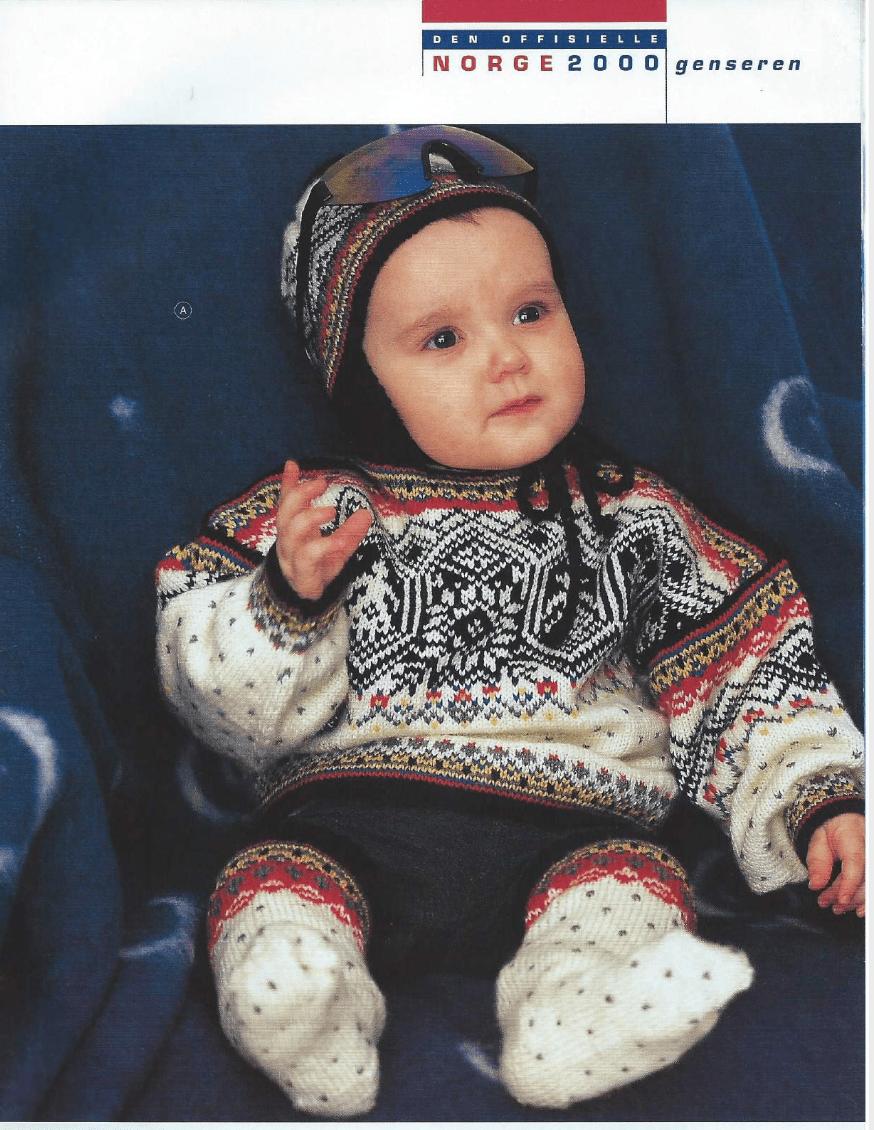 DA Norge 2000baby
