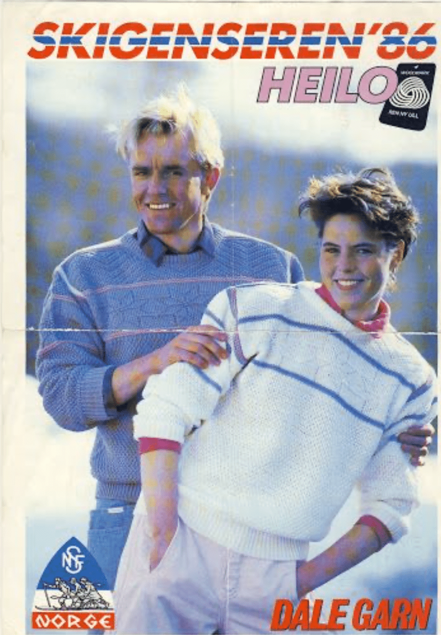 DA Skigenser 1986