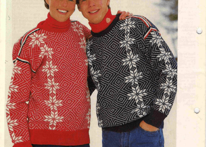 DA Vintergenser 1987