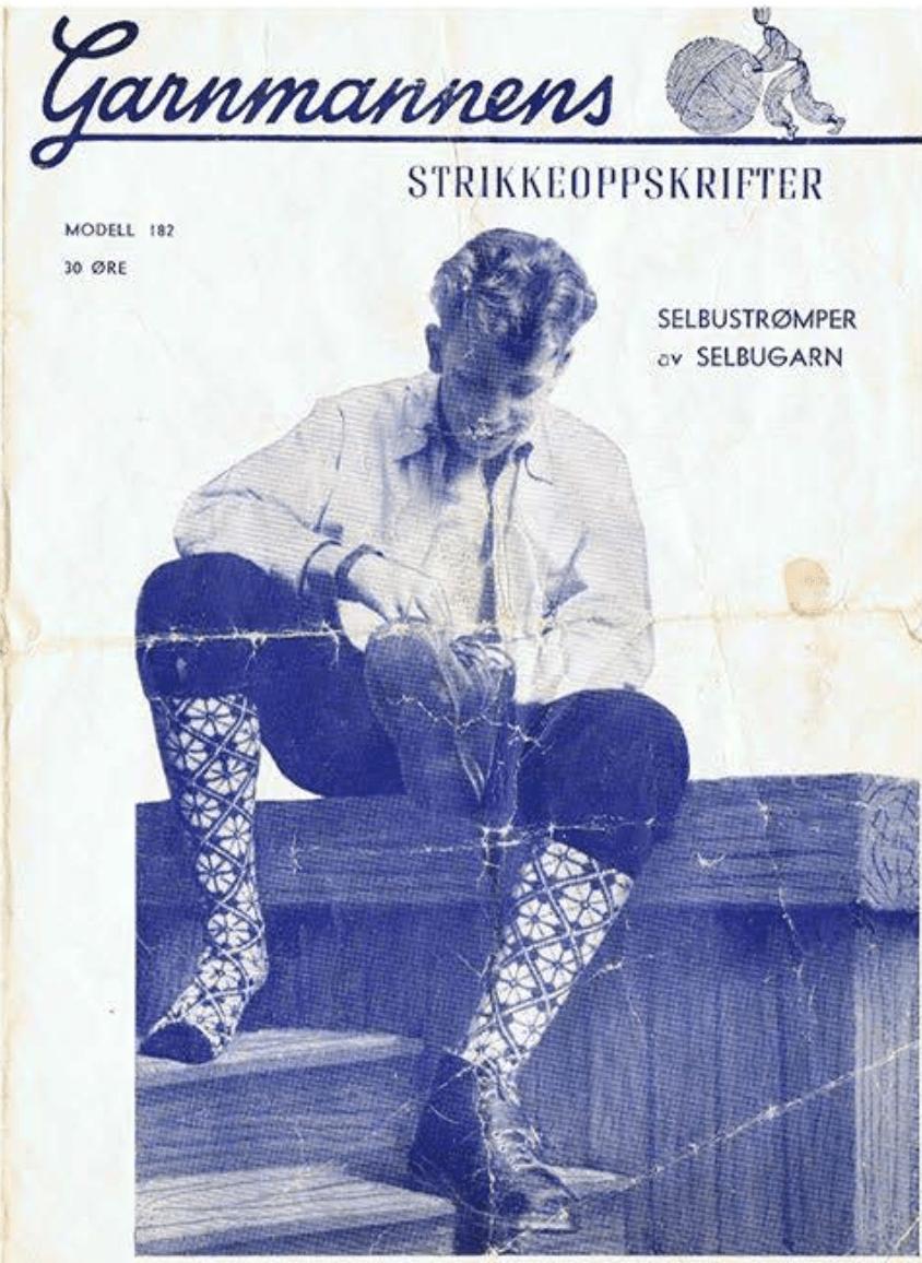 GA 182 Strømper