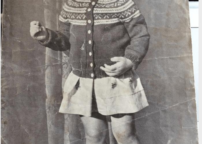 SØ 103 Grønlændertrøje