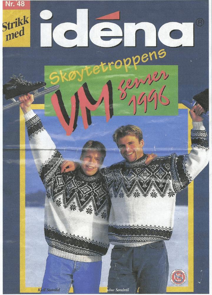 ID 48 SkøyteVM 1996