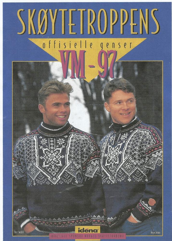 ID SkøyteVM 1997