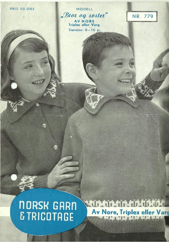 NGT 779 Bror og søster
