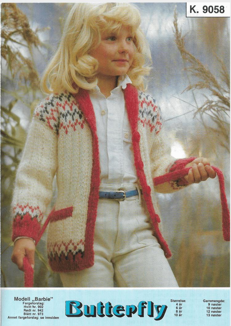 sks k 9058 Barbie