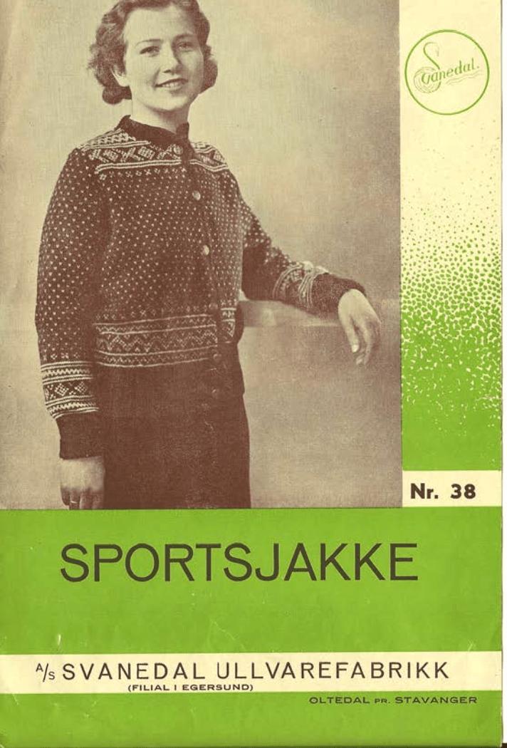 SV 38 Sportsjakke