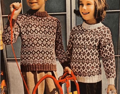 AFD 1961-62 Barnegenser