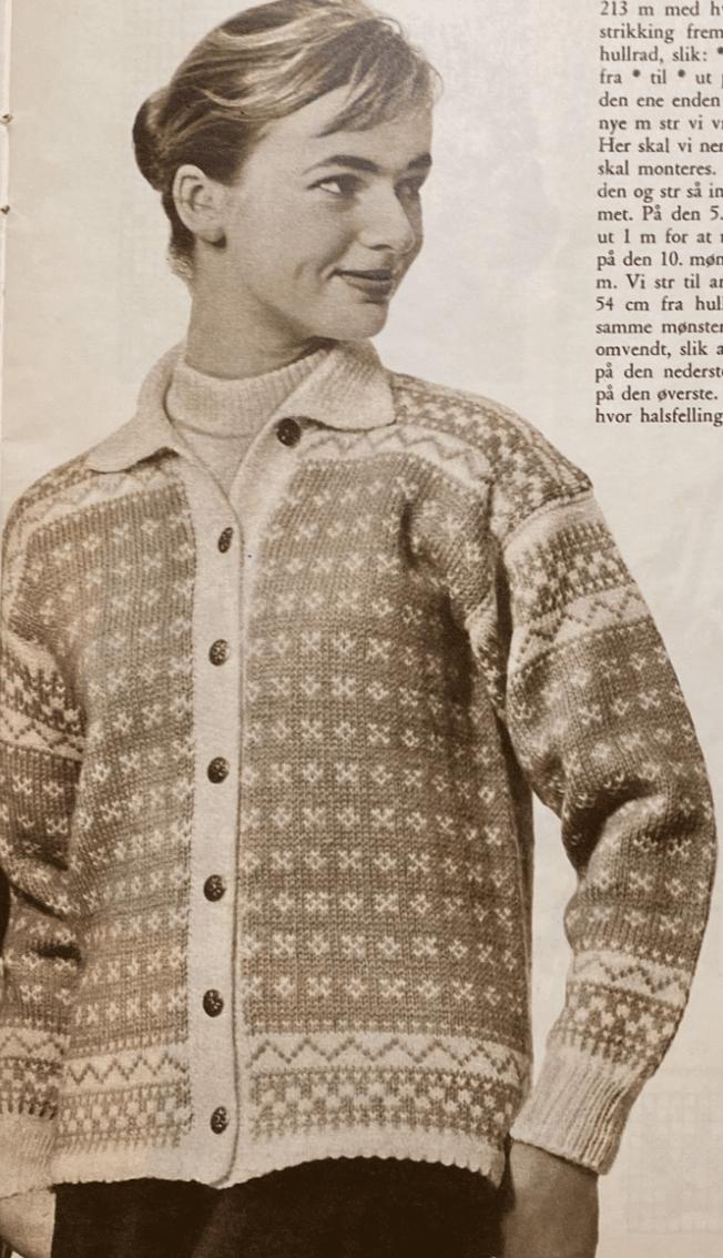 AFD 1960 Genser og kofte 2