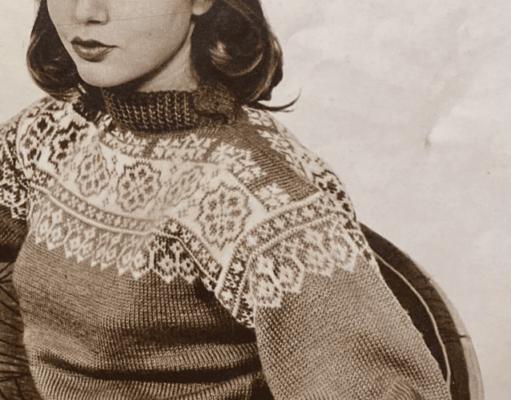 AFD 1960 Allround-genser